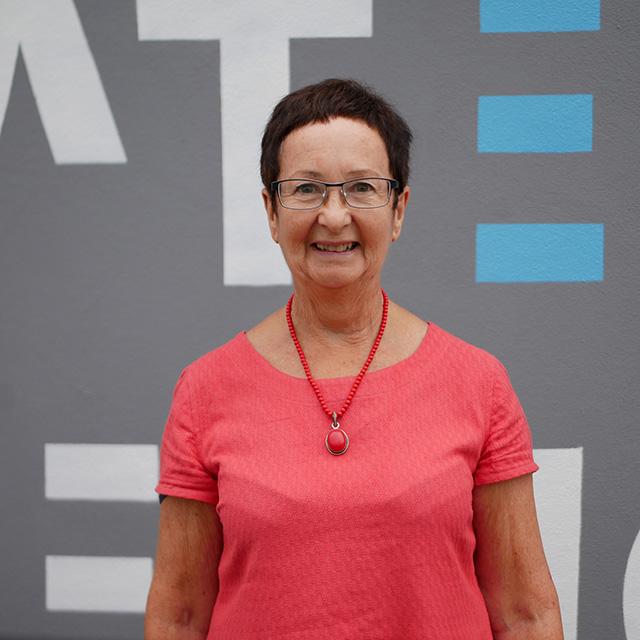 Catherine Davies, Chair